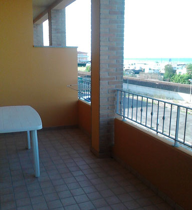 1 Bedrooms, Apartment, Vacation Rental, via litoranea, 2 Bathrooms, Listing ID 1035, marotta, italy, 60019,